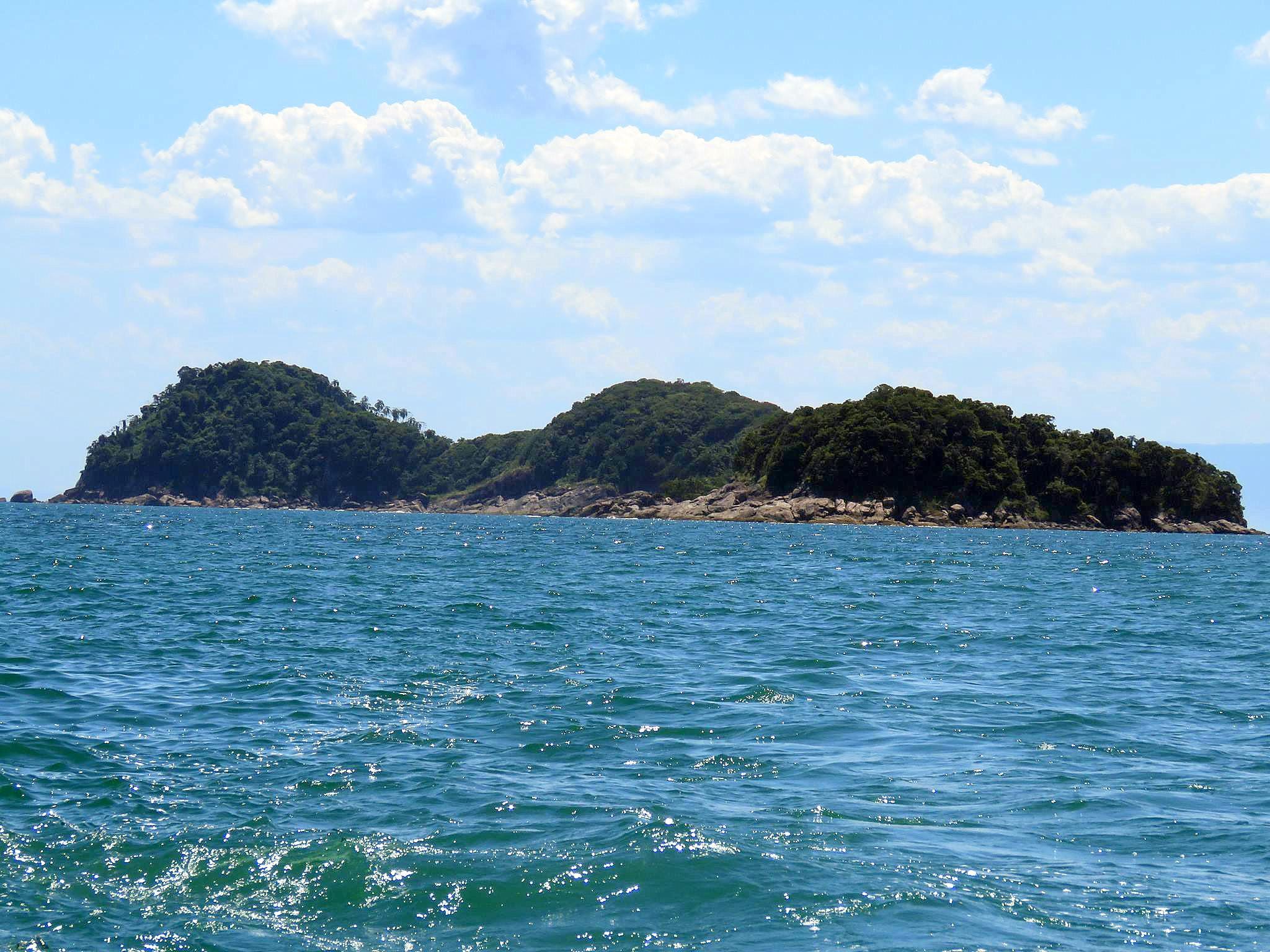 as ilhas barra do sahy sao sebastiao