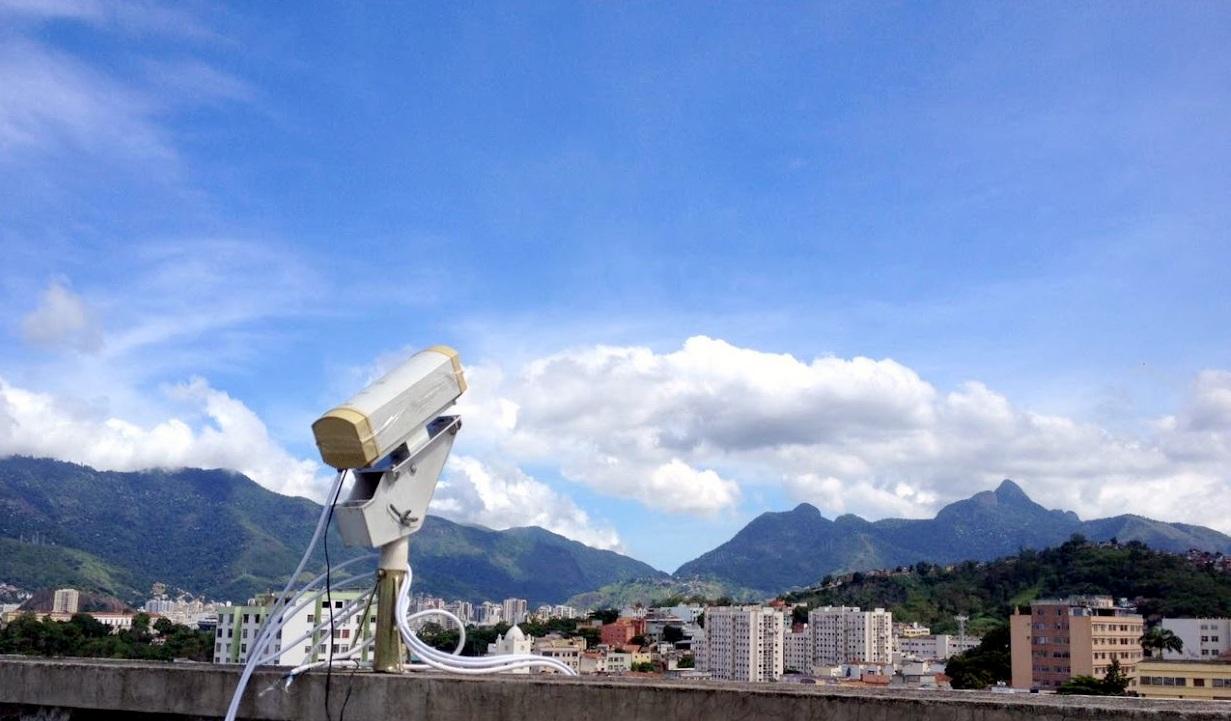 Estação Exoss Observatório Nacional