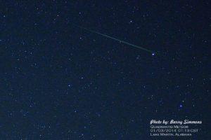 meteoro quadrantids