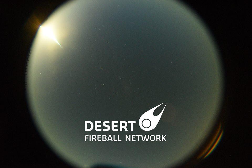 desert fireball
