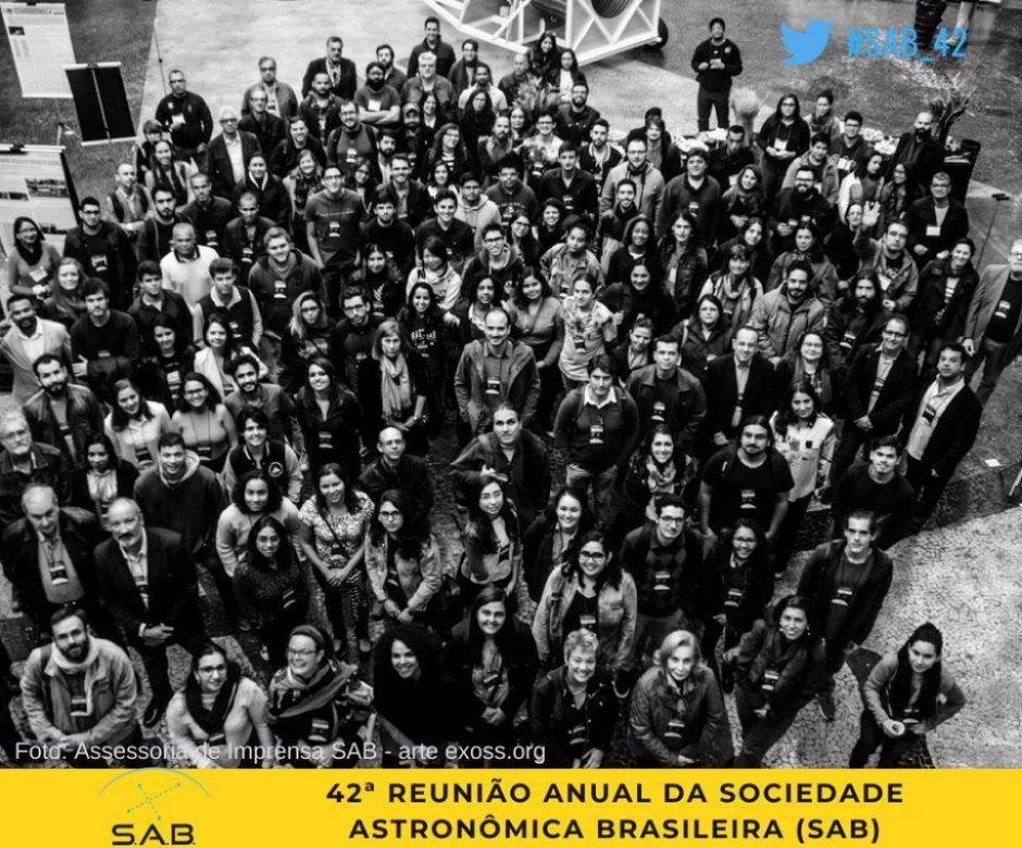 42ª Reunião Anual da Sociedade Astronômica Brasileira (SAB) (1)