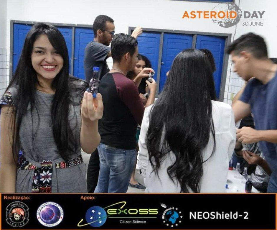 asteroid day arapiraca 2