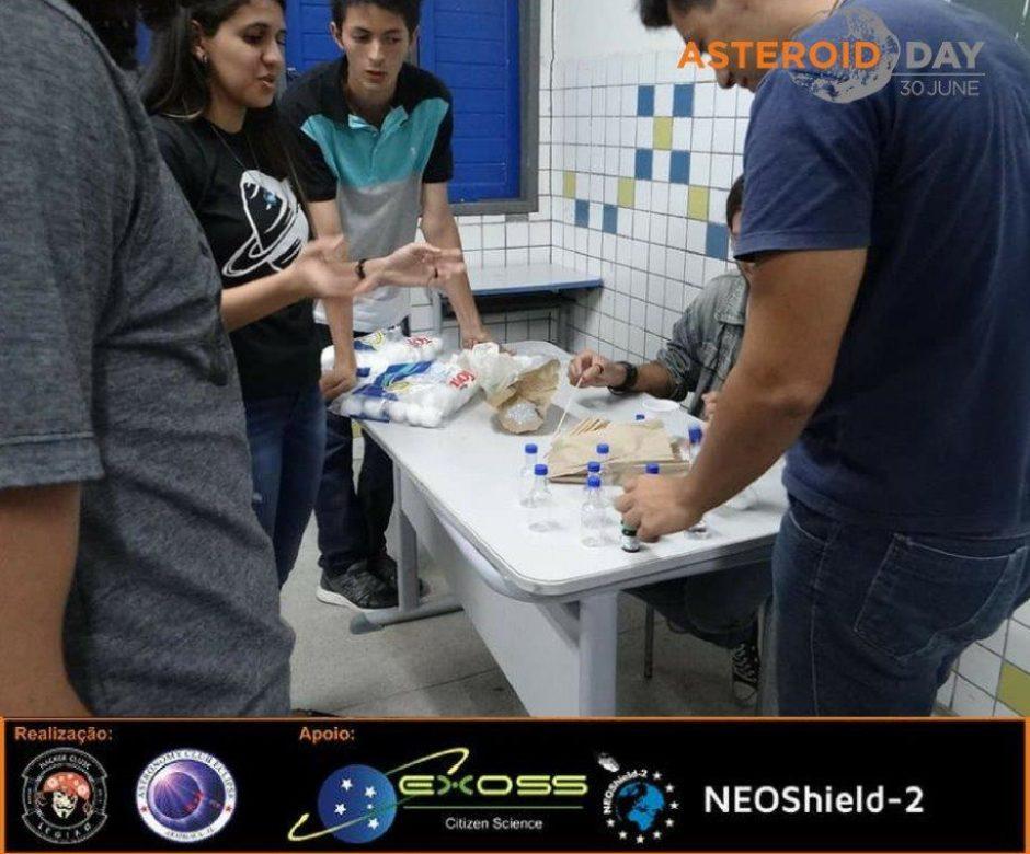 asteroid day arapiraca 4