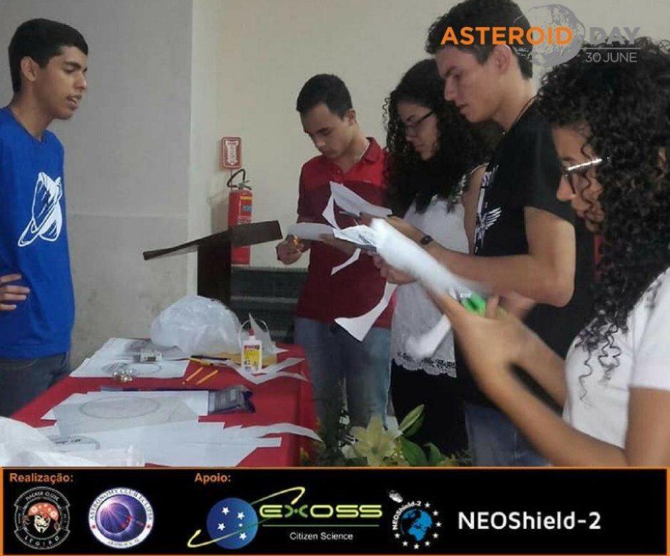 asteroid day arapiraca 9