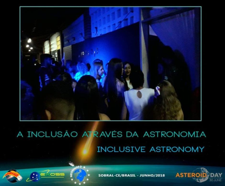 exoss asteroid day sobral 1