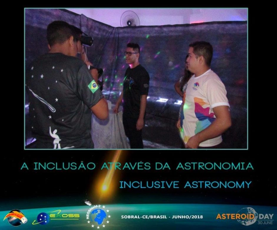 exoss asteroid day sobral 13