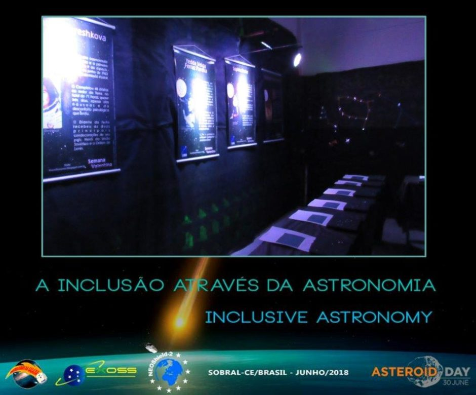exoss asteroid day sobral 14