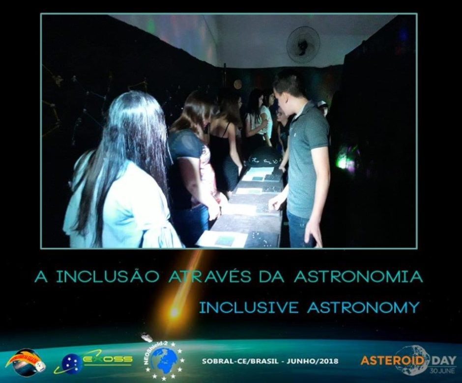 exoss asteroid day sobral 3