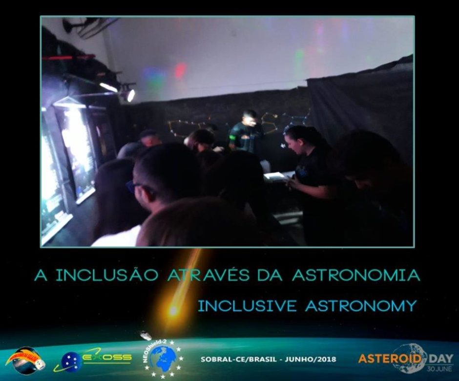 exoss asteroid day sobral 4