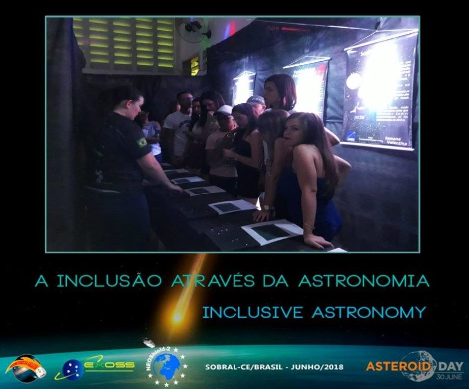 exoss asteroid day sobral 5