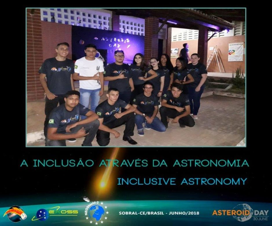 exoss asteroid day sobral 7