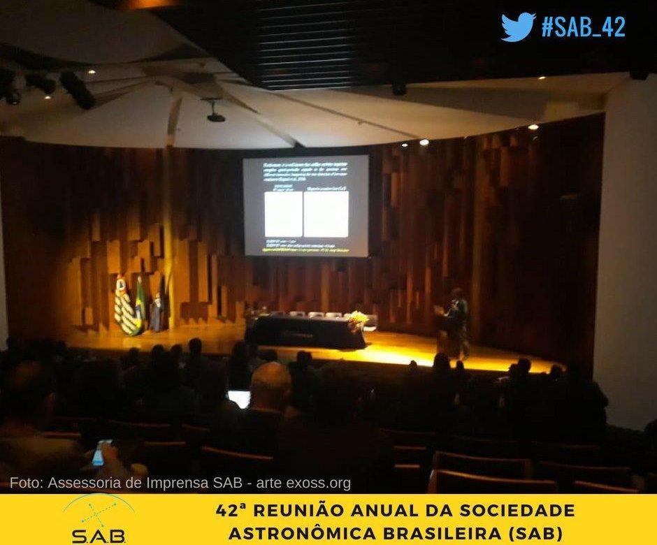 sociedade astronomica brasileira