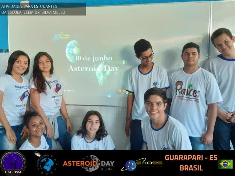 ASTEROID DAY GUARAPARI 1