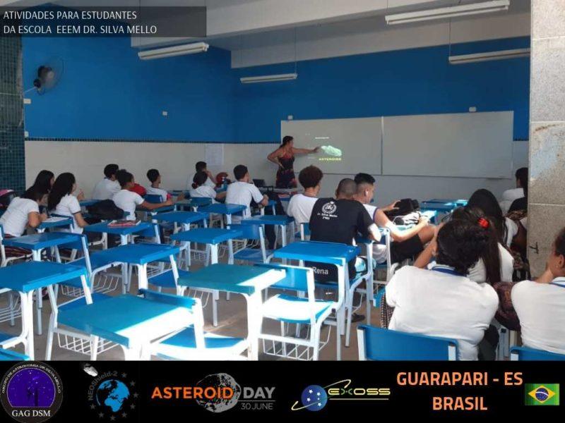 ASTEROID DAY GUARAPARI 2