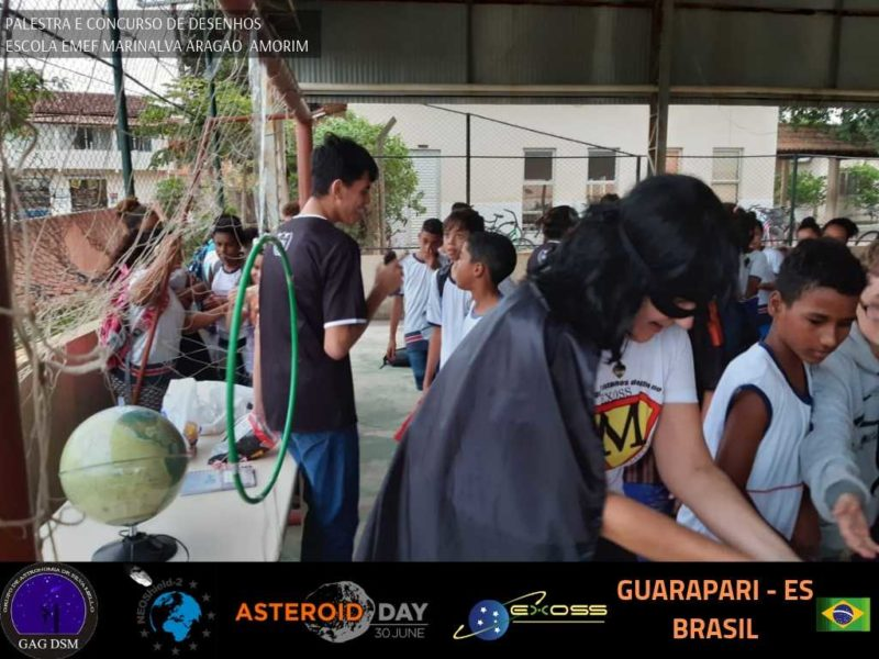 ASTEROID DAY GUARAPARI EMEF 1 12