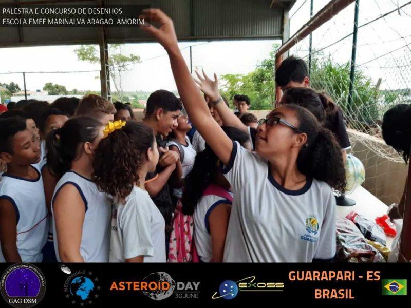 ASTEROID DAY GUARAPARI EMEF 1 13
