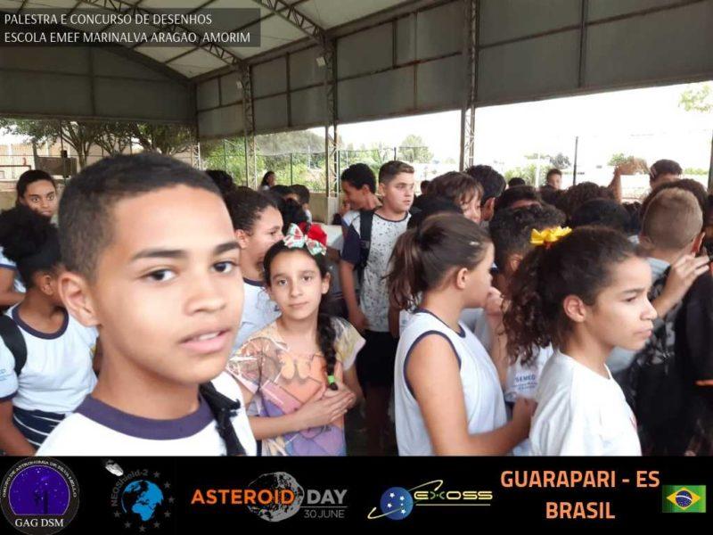 ASTEROID DAY GUARAPARI EMEF 1 14