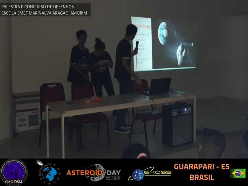 ASTEROID DAY GUARAPARI EMEF 1 16