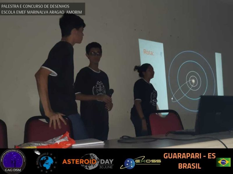 ASTEROID DAY GUARAPARI EMEF 1 17