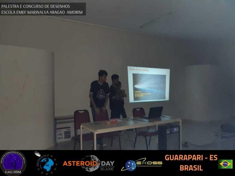 ASTEROID DAY GUARAPARI EMEF 1 18