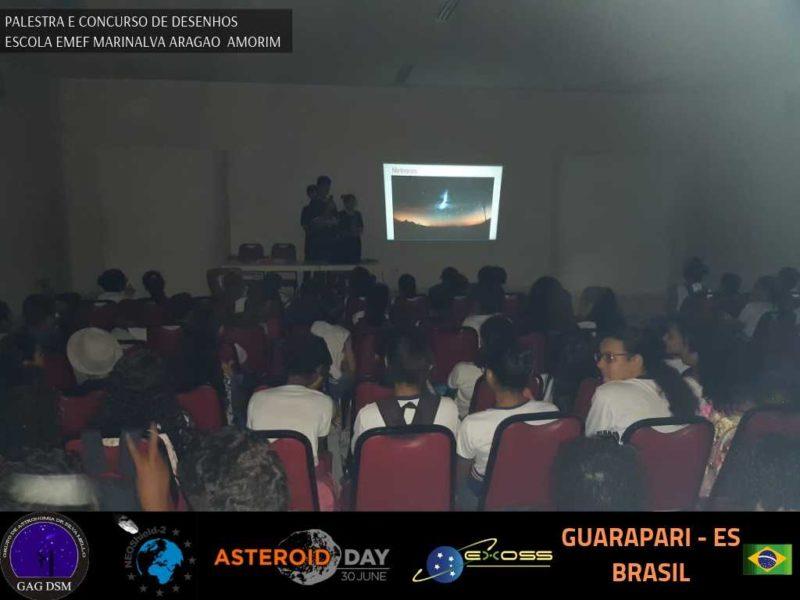 ASTEROID DAY GUARAPARI EMEF 1 20