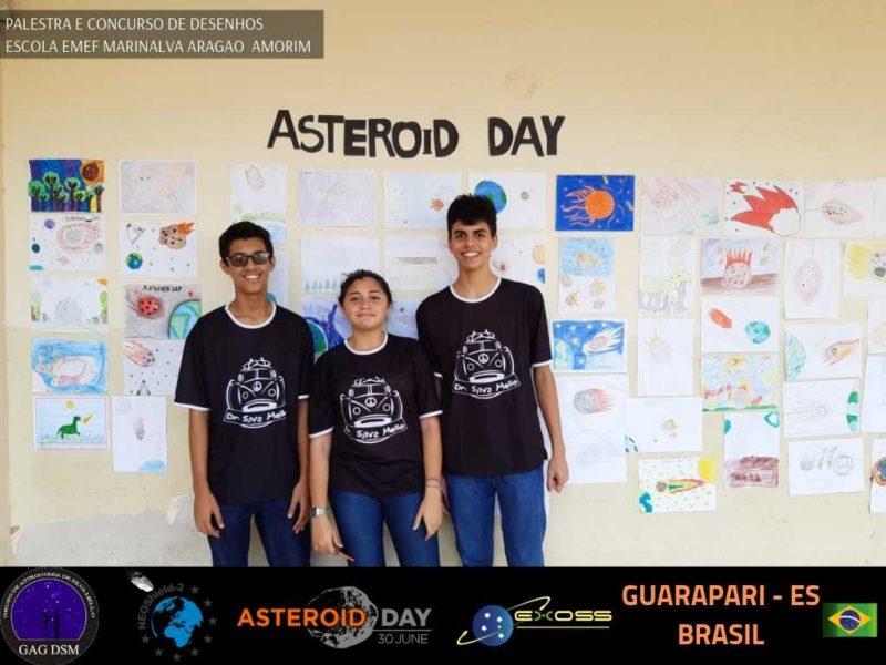 ASTEROID DAY GUARAPARI EMEF 1 21
