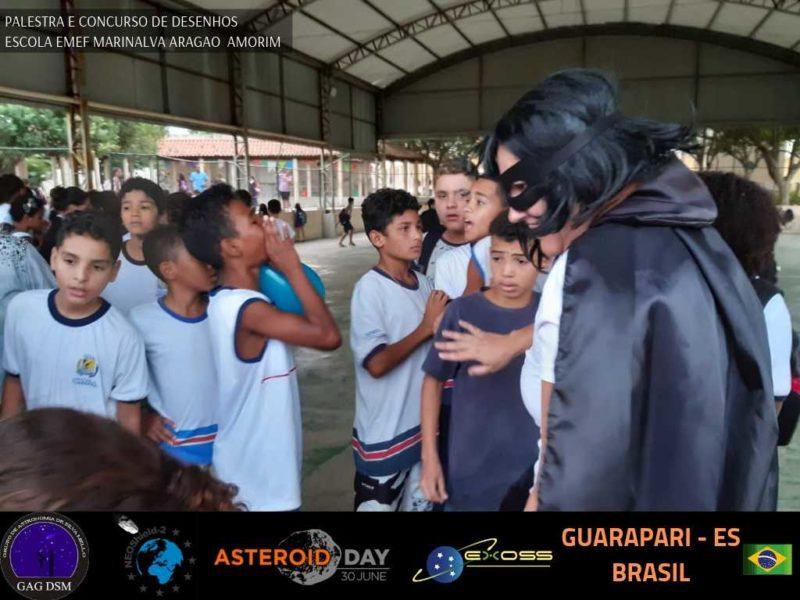 ASTEROID DAY GUARAPARI EMEF 1 22
