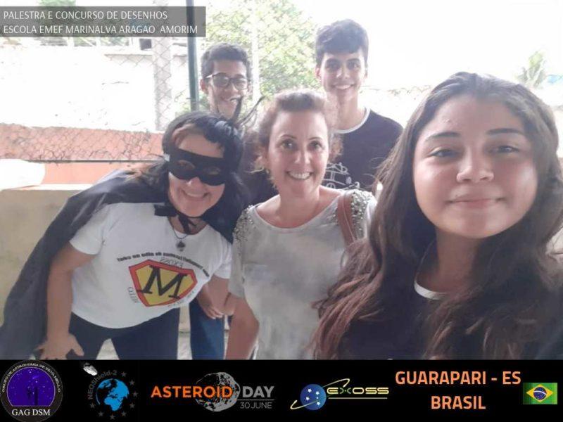 ASTEROID DAY GUARAPARI EMEF 1 6