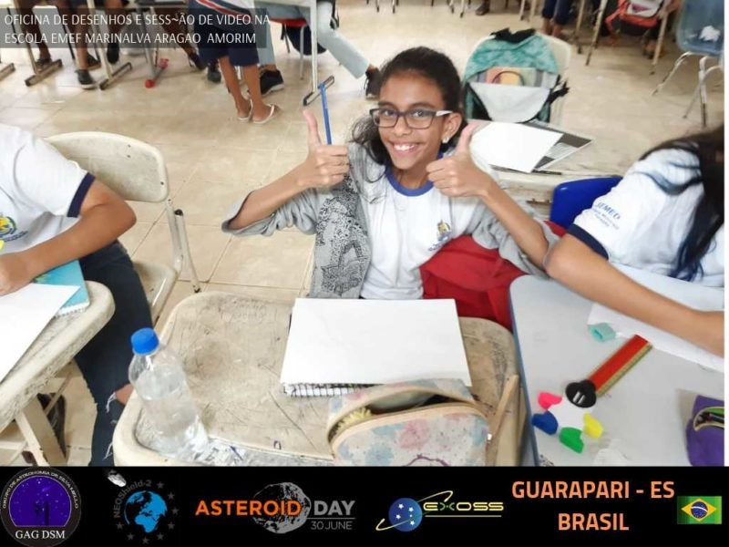 ASTEROID DAY GUARAPARI EMEF AMORIM 10