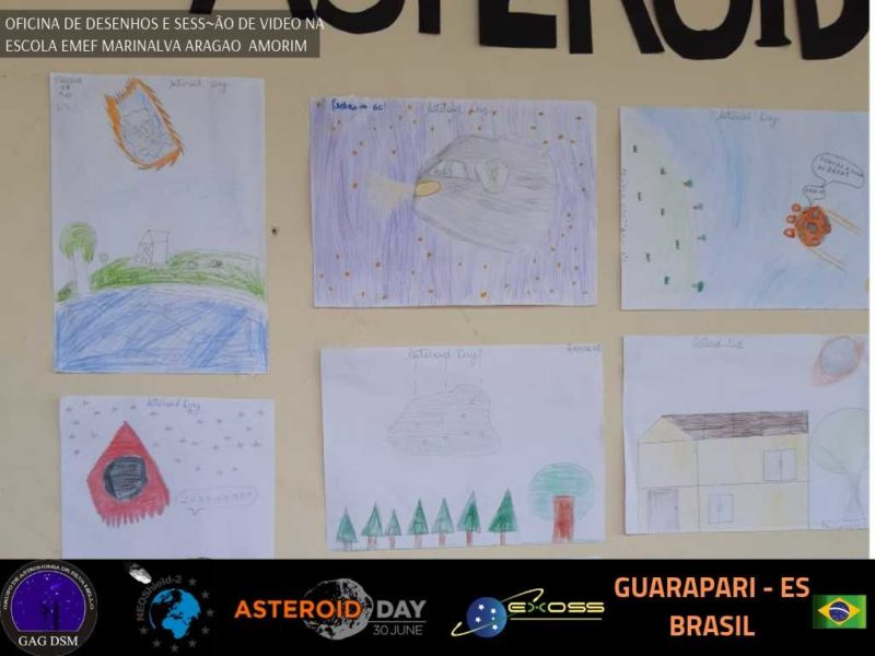 ASTEROID DAY GUARAPARI EMEF AMORIM 11