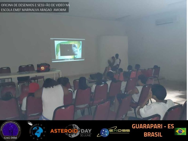 ASTEROID DAY GUARAPARI EMEF AMORIM 12