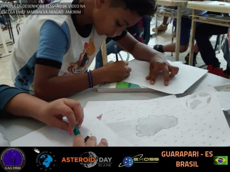 ASTEROID DAY GUARAPARI EMEF AMORIM 3
