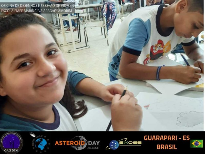 ASTEROID DAY GUARAPARI EMEF AMORIM 6