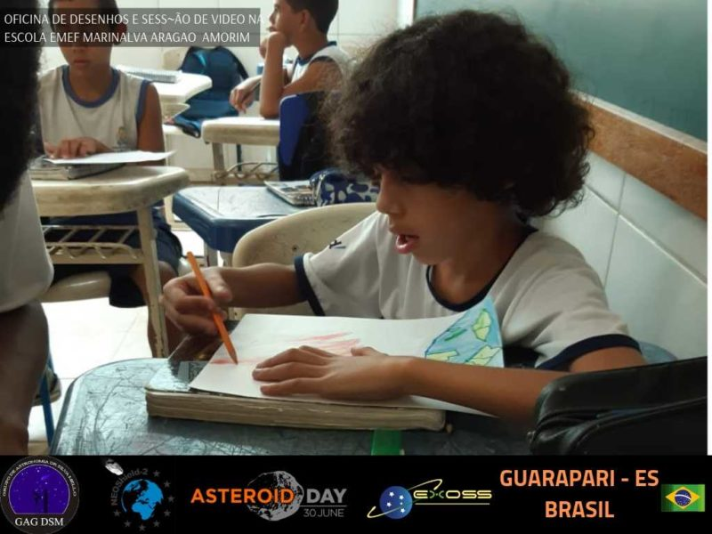 ASTEROID DAY GUARAPARI EMEF AMORIM 7