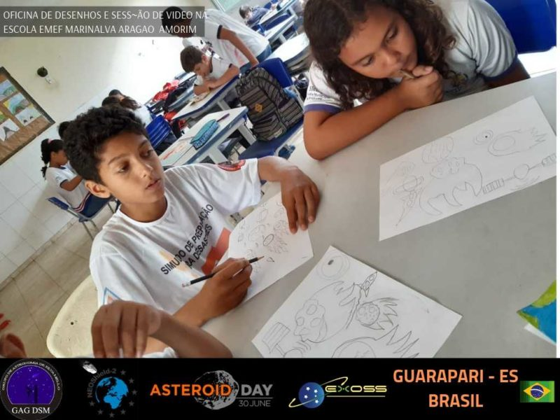 ASTEROID DAY GUARAPARI EMEF AMORIM 8