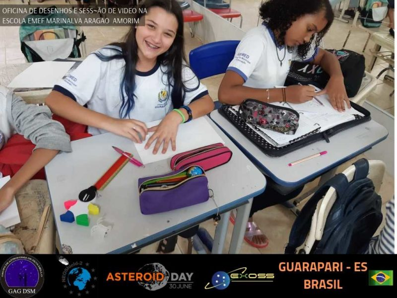 ASTEROID DAY GUARAPARI EMEF AMORIM 9