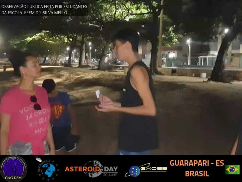 ASTEROID DAY GUARAPARI PRAIA 3