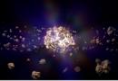 Colisão de asteroides forma famílias compostas de fragmentos