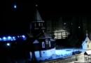 Fireball passa sobre a Rússia e deixa detritos no solo