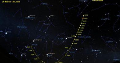 Cometa recém descoberto pode ser uma boa surpresa no céu
