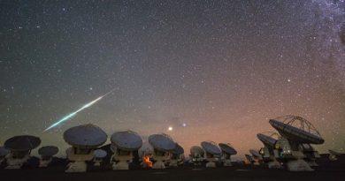 Observadores ouvem meteoros super brilhantes ao mesmo tempo em que os veem?