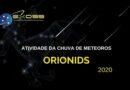 Resumo da Chuva de meteoros Orionids 2020