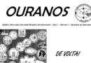 Exoss no 1º Boletim Ouranos da UBA
